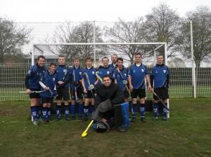 L'équipe du HSC Saint-Maur 2